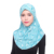 Womens Icy Silk Jersey Headcover instant Hijab Turkish Collection muslim malaysia instant Hijab Tudung