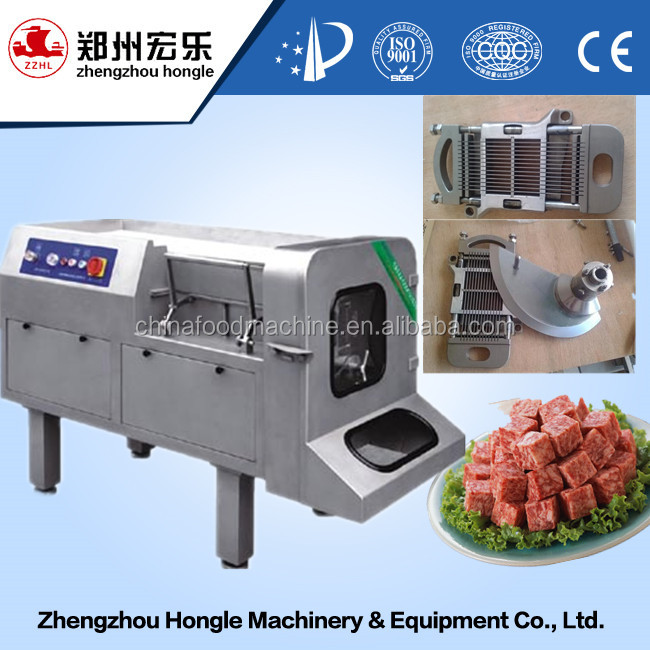 Low Price Meat Cutting Machine For Meat Cubes
