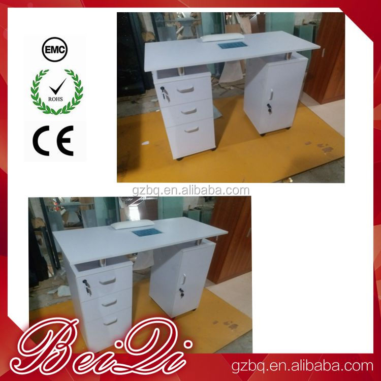 Manicure Tables Wholesale Nail Art Table With Vaccum Cleaner ...