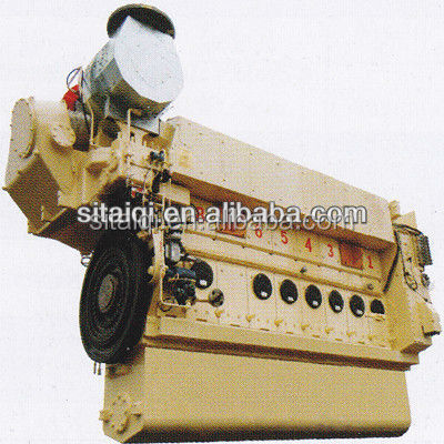 HND-MAN marine diesel engine for ship/vessel