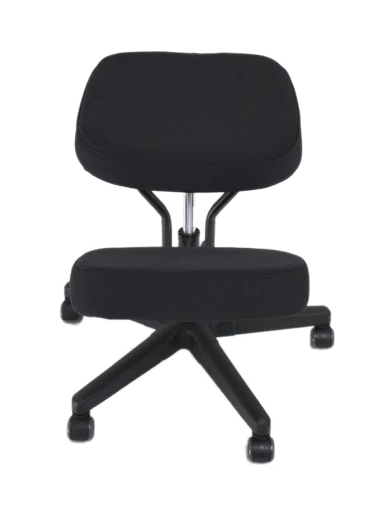 6e29d968f5b Jobri BetterPosture Solace Plus Kneeling Chair with Memory Foam to Improve  Posture