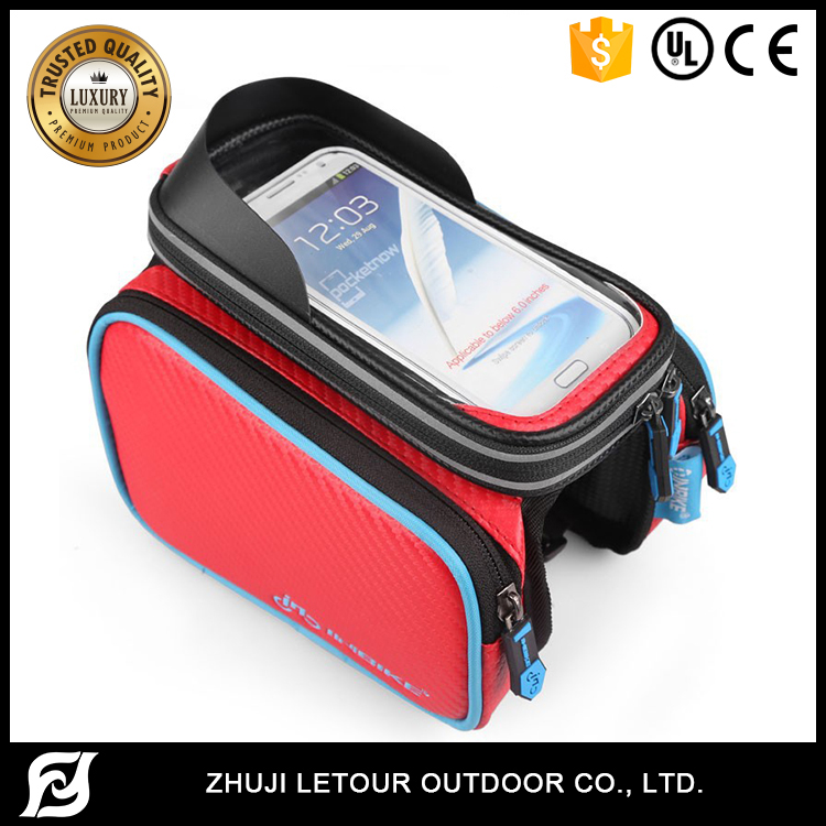 INBIKE Latest Customized waterproof bicycle saddle bag
