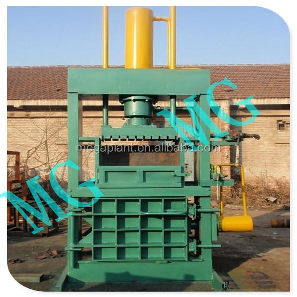 bale pressing machine