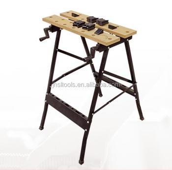 Verstellbare Arbeitstisch Faltbare Holz Werkbank Für ...
