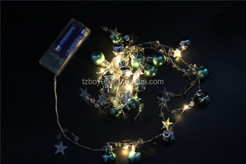 Bling Bead Chain Shinning Beads String Lights Bright Party