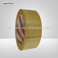 transparent strong adhesive bopp tape for paper box packaging made in china