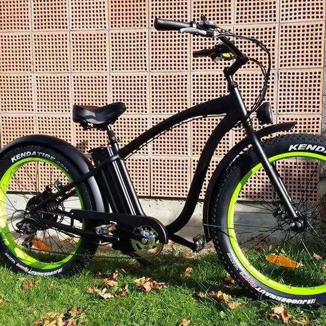 2017 electric bike kit hummer fat tire electric bicycle with 48v 500w
