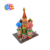 World Famous building mini children puzzle 3d building model