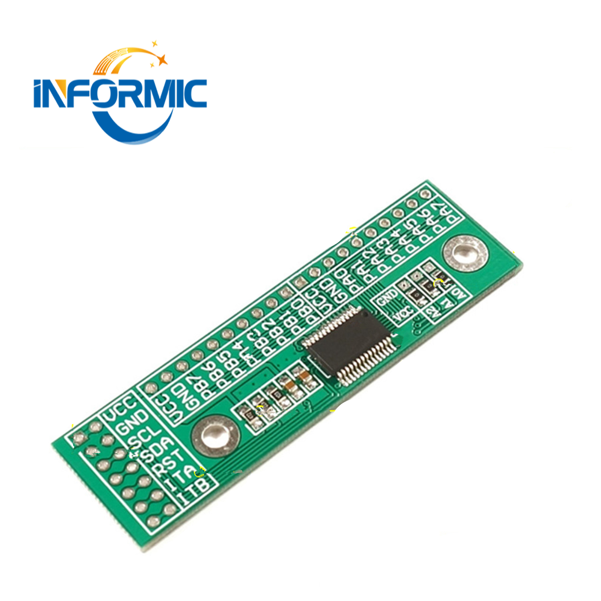 I2c 16 Io Iic Input Output Expansion Board Module Mcp23017-e Ss Arduinos -  Buy Ss Cricket Bats,Ansi B36 19 Ss Astm A312 Tp316l Pipe,Hpi Baja 5b Ss For