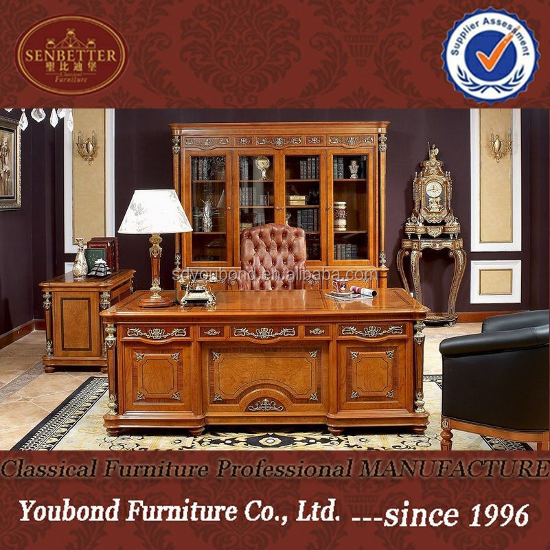 0029 European Design High End Office Furniture,Classic Wooden Office Set  Office Table   Buy Office Table,Office Furniture,Offfice Set Product On  Alibaba.com