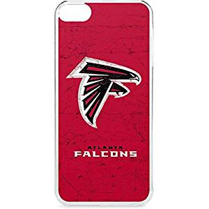 NFL Atlanta Falcons iPod Touch 6th Gen LeNu Case - Atlanta Falcons - Alternate Distressed Lenu Case For Your iPod Touch 6th Gen