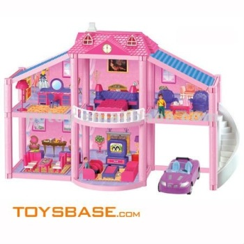Pink Dream House Hy Toy