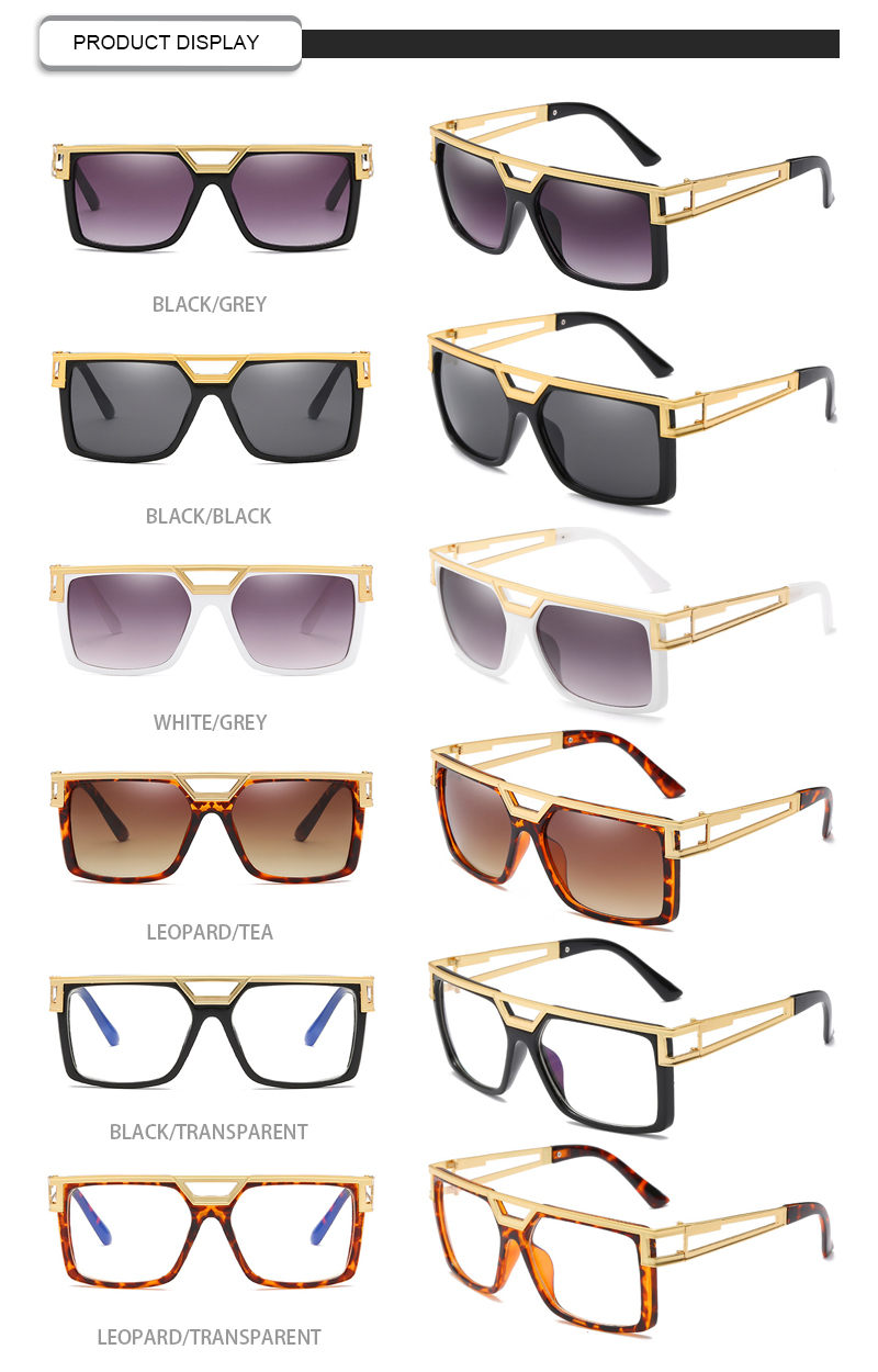 Custom cheap polarised sunglasses manufacturers for lady-11