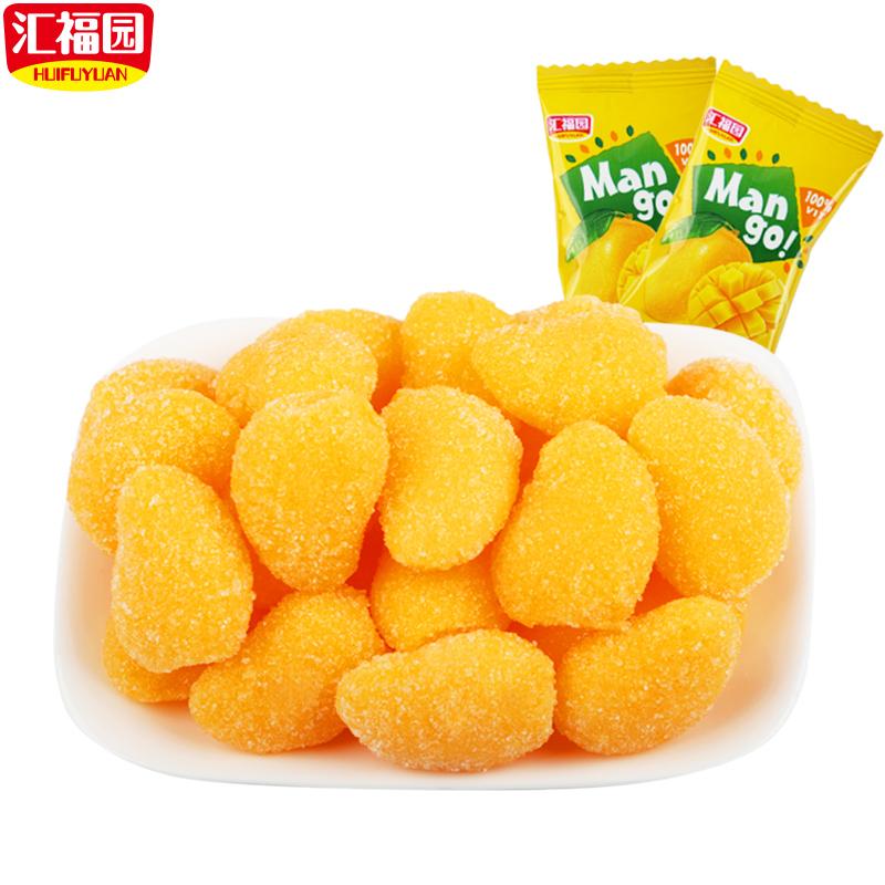 Marca oem giallo mangoe sapore morbido della caramella