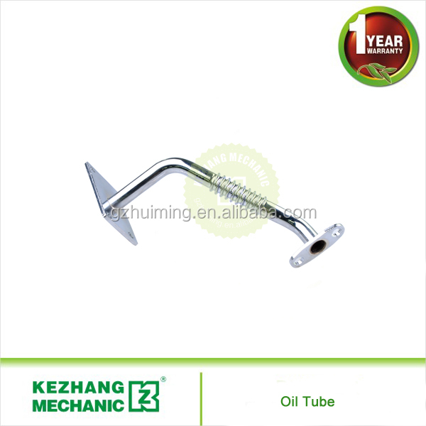 Excavator 6D102 Turbo Oil feeded pipe