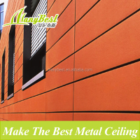 20 Years guarantee External and Interior Aluminum Facade Wall Tile