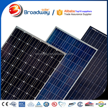 Bluesun top quality monocrystalline solar panel price india 250w 260w 270w 280w