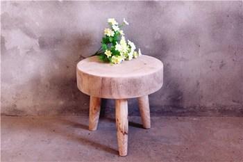 Annata scatola di legno massello sgabello con cassetti buy