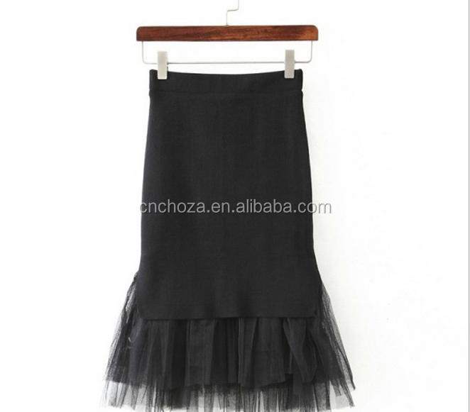 Z53931B New Autumn Summer New Korean Womens Office Wear Women Skirt