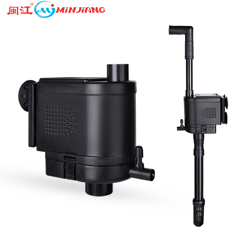 Minjiang aquarium filter aquarium multifunctionele waterpomp NS600