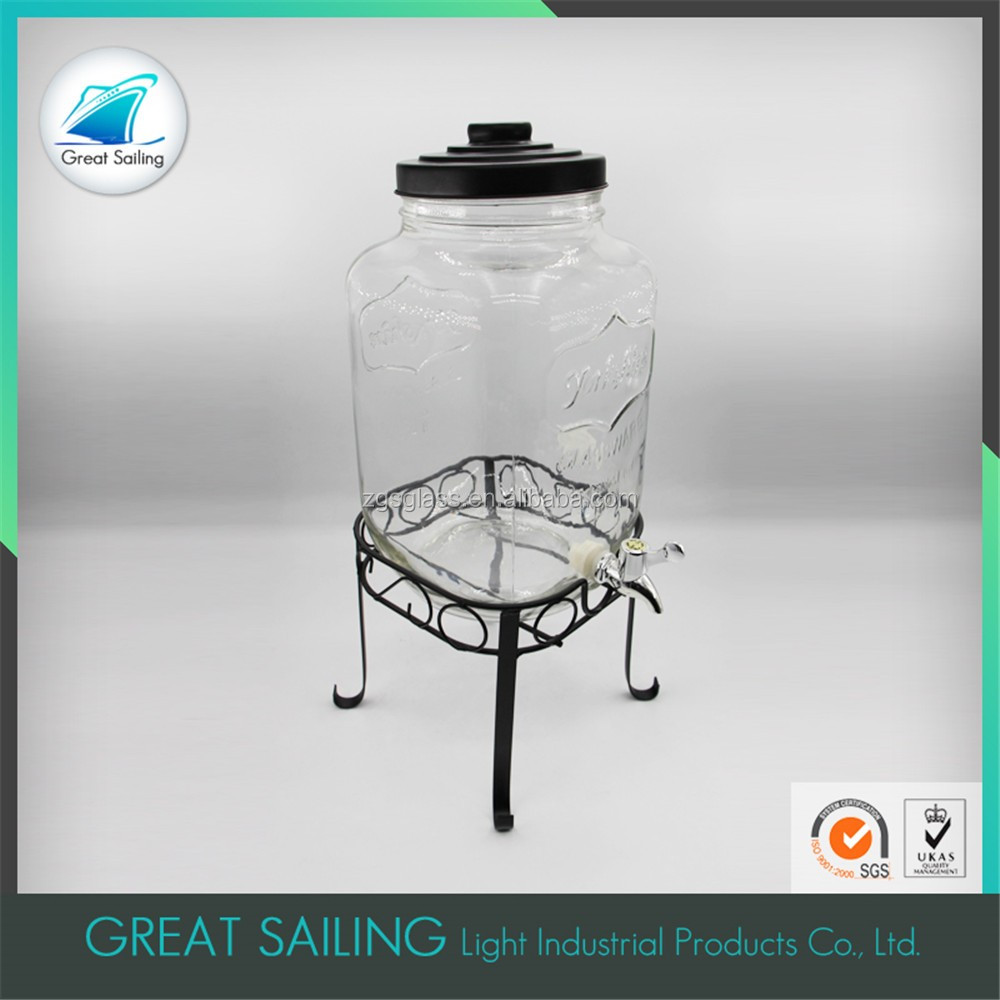 2 Gallon Ginseng Liquor/juice Dispenser