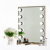 Koncai Brand Led Outside Bathroom Mirror For Cosmetic