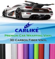 Automobiles Motorcycles Car Exterior 3d Black Carbon Fiber Sticker ...