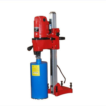 New products safety item diamond core rig concrete drilling machine with hand-held variable speed water seal clutch