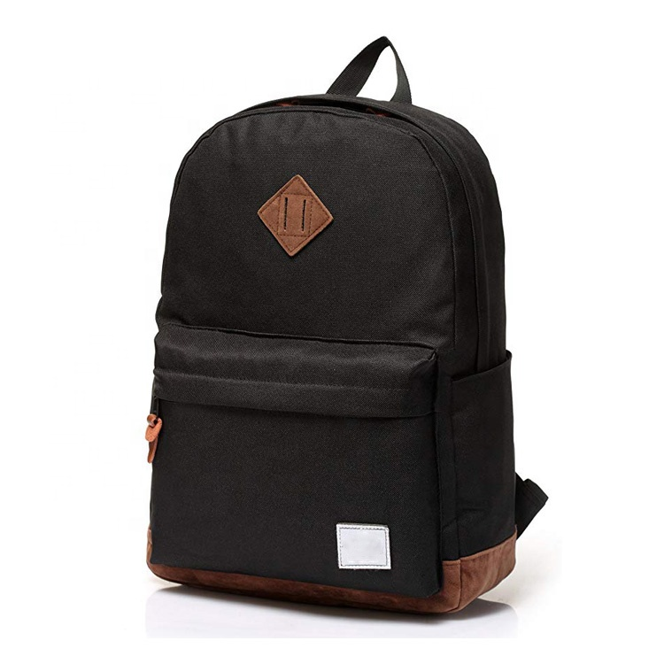 Canvas sport and leisure backpack for men for women