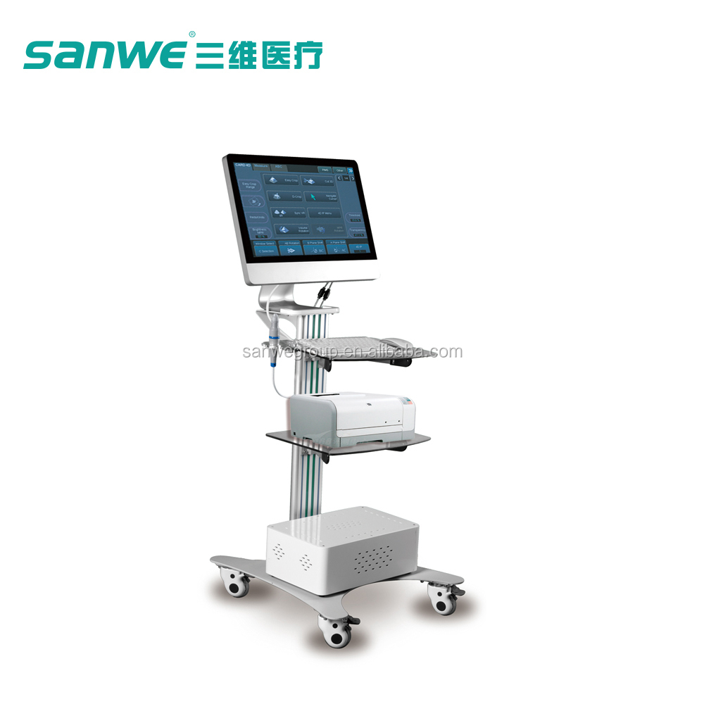 Erectile Dysfunction Diagnostic Apparatus with Blood Doppler Test
