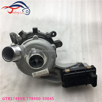 High quality Twin Turbos GTB1749VK 778400-0004 AX2Q6K682CA left side turbocharger for Jaguar XJ 3.0 306DT ANV6D Engine