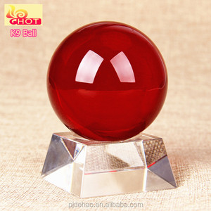 Diversified Latest Designs Flame Crystal To Win Warm Praise From Customers Garnet Sphere