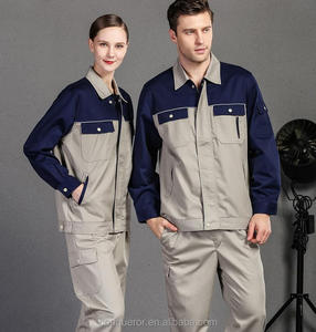hot sale Winter Jacket And Pants Workwear For Factory Worker Uniform