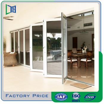 Lys High Quality Aluminium Folding Door Made In China - Buy ...