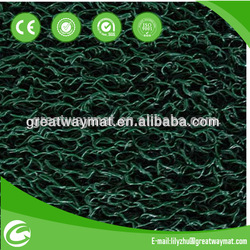 China Supplier wholesale pvc coli mats welcome door mat