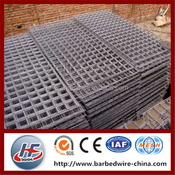 Reinforcing Steel Welded Wire Mesh Sheet/panels,Stainless Steel Security  Mesh,Concrete Block Reinforcement Wire - Buy Rebar Welded Wire Mesh