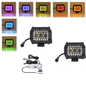 Wholesale halo led light bar for 4*4, 4x4, Car and other vehicles