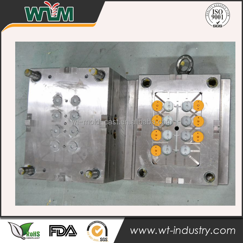 Guangdong PP Electronic head outer casing injection molding tooling