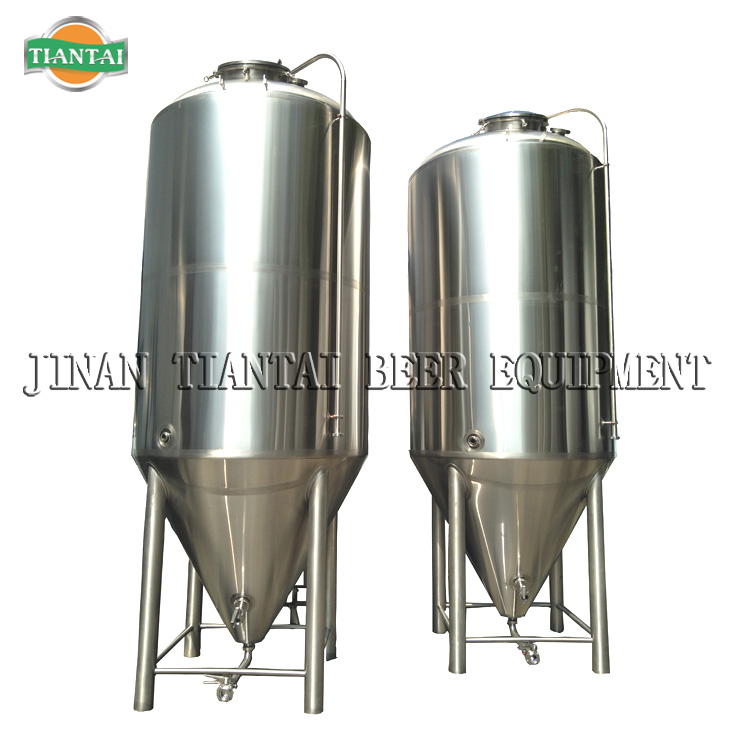50 bbl best pressured beer secondary fermenter, conical fermentation tank