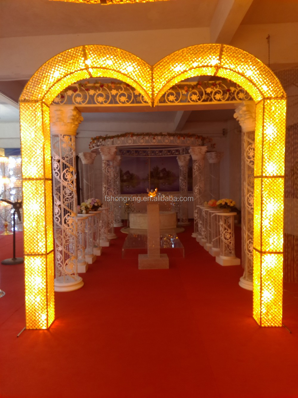 2016 Hotsale Wedding Arch Indian Arches Decorations
