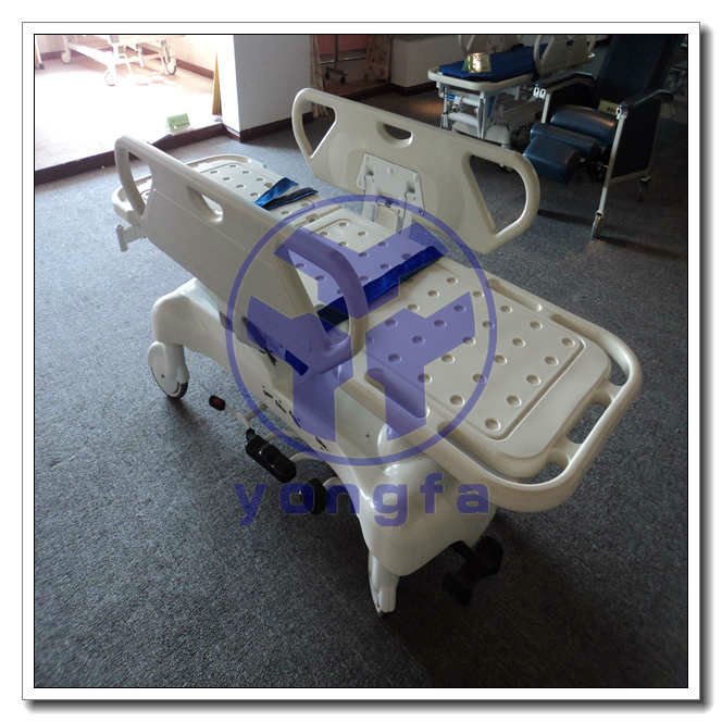 YFTC-Y3A Medical Patient  Ambulance Stretcher Bed