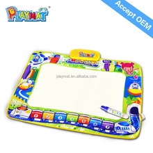 2015 new style OEM item musical learning mat Aqua Doodle Water Magic Mat