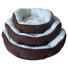 Comfortable earthbound dog beds
