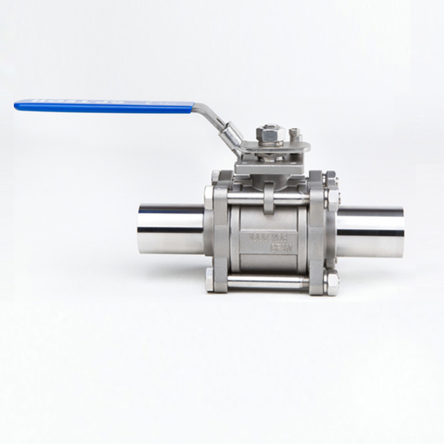 Stainless Steel 316 for high purity or special gases ball valve