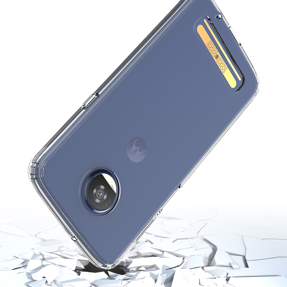 reputable site 5daf1 7e3ce Clear Tpu Frame Case For Moto Z3 Play Crystal Acrylic Bumper Back Cover -  Buy Tpu Case For Moto Z3 Play,For Moto Z3 Play Case Tpu,For Motorola Z3  Play ...