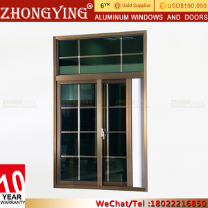 French Ventilation Grille Inserts Window And Door , Window Grill Design And Gate