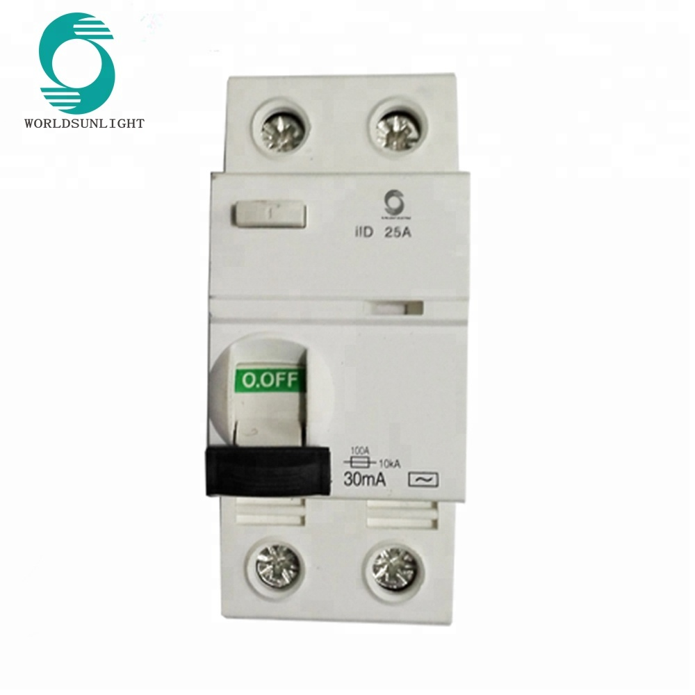 Xiid Iid Idk Model 30ma 25a 2p Residual Current Circuit Breaker Rccb - Buy  30ma 2p Residual Current Circuit Breaker,30ma 2p Rccb,25a 2p Rccb Product