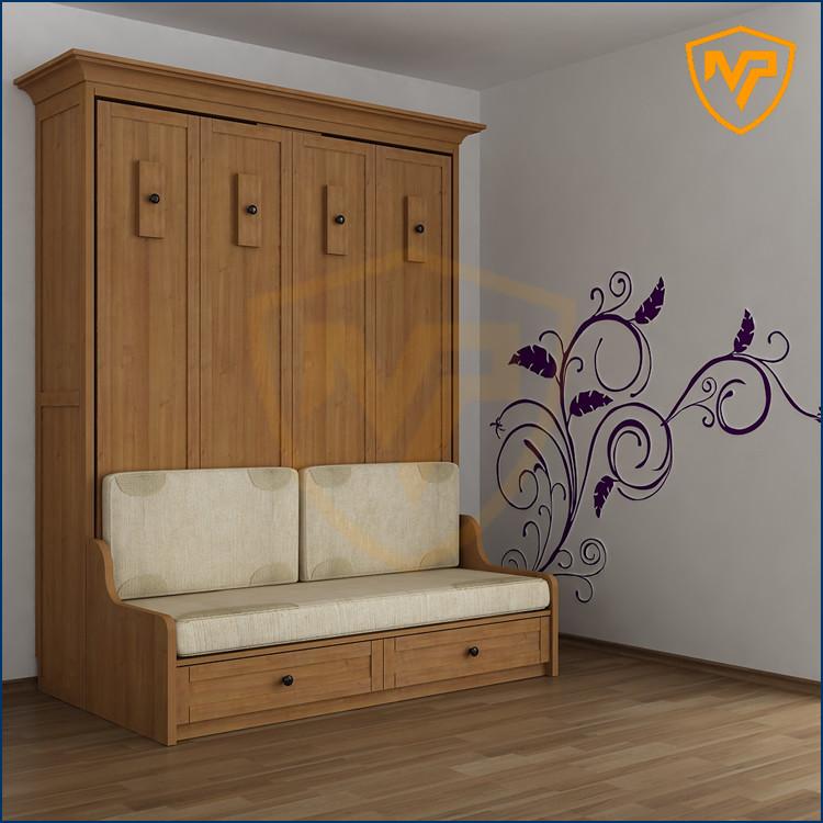 Murphy Bed Name Origin: Murphy Bed With Sofa Wall Bed Mechanism