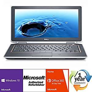 Get Quotations Dell Laude E6330 Intel I5 Dual Core 2600 Mhz Genuine Windows 10 Professional 64 Bit 320gig