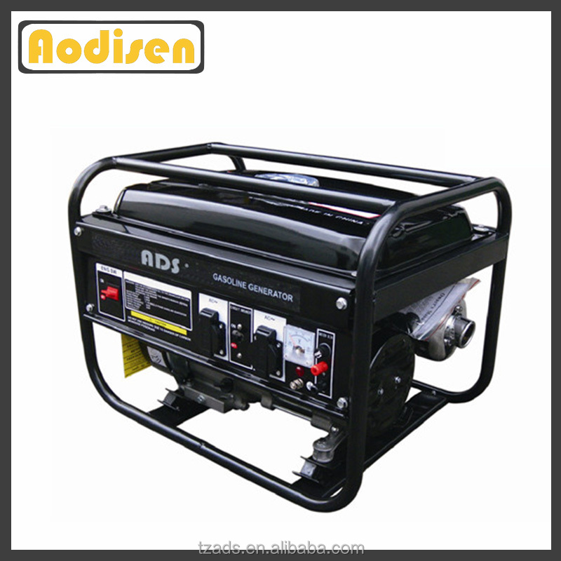 5kW home use manual generator ohv 13hp
